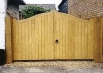Gates installed Weston Somerset