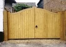 Gates installed Weston Somerset