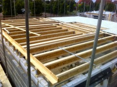 Roof and Floor Joists